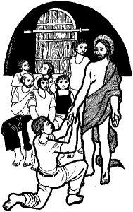 Homilia para la Misa del Domingo II de Pascua del ciclo B (Parroquia Pilar Soria).
